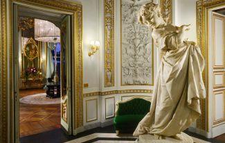 Hotel Villa Cora (Florence) - halls