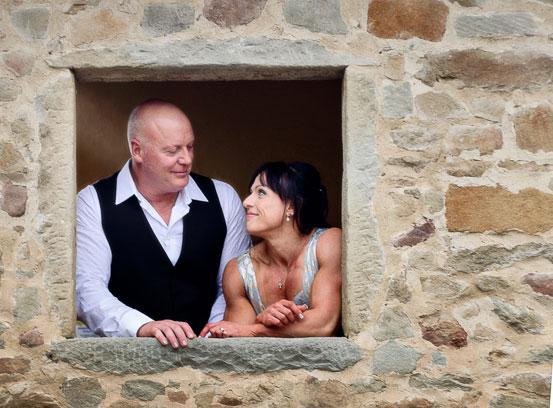 Lisa e David dall'Australia