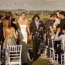 outdoor civil wedding, Tuscany