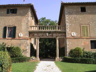 BORGO STOMENNANO relais siena for weddings
