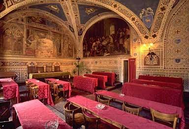 Civil wedding  in SalaConsiglio- Palazzo Priori
