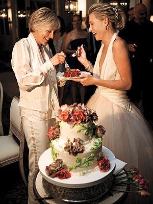 gay weddings EllenDeGeneres-PortiaDeRossi
