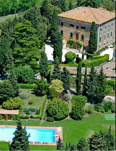 villa ulignano