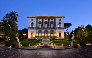 Hotel Villa Cora (Florence)