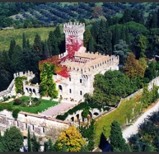 Castle in Florence | wedding locations in Tuscany