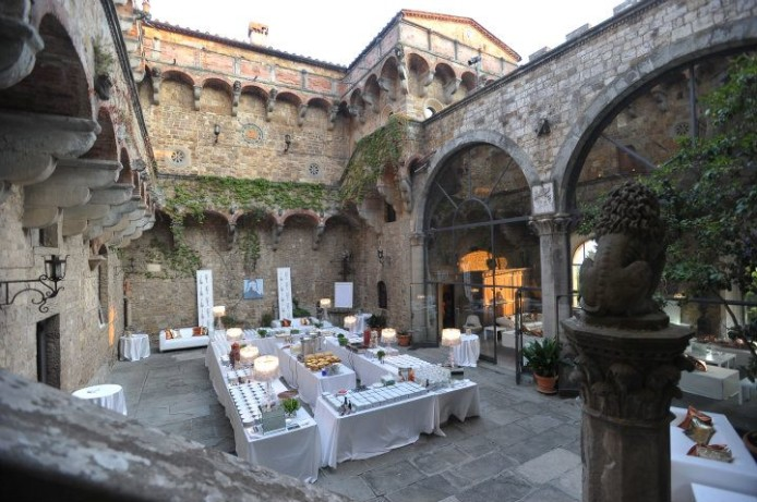 A Castle For Weddings In Fiesole Florence Wedding