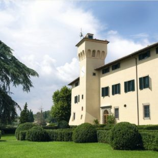 castle for weddings in tuscany