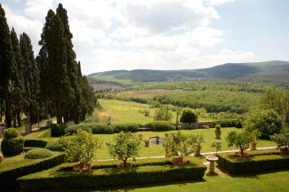 BORGO STOMENNANO (Siena) stunning view