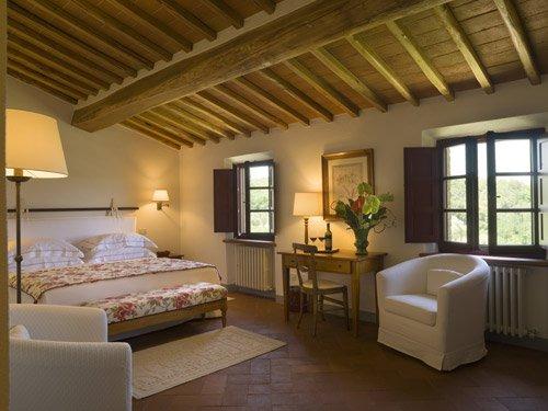 HOTEL FONTANELLE RESORT (Siena) luxury room hamlet