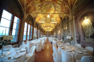 villa for wedding in Florence